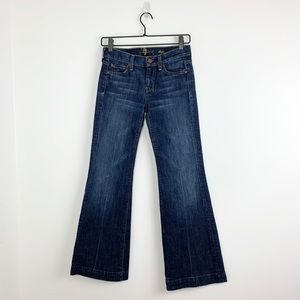 7 For All Mankind Jeans - 7 For All Mankind | Dojo Stretch Trouser Jeans 24